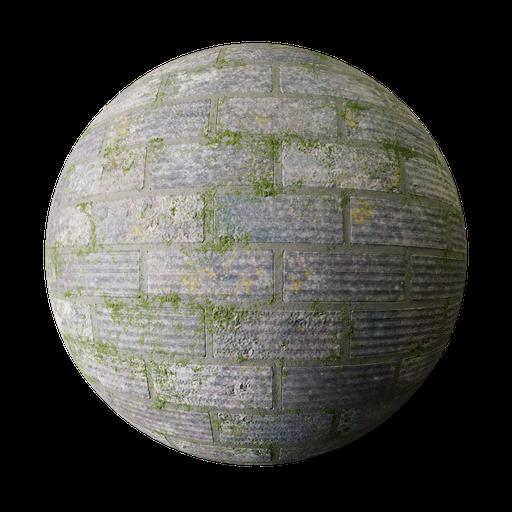 Thumbnail: Brickwall Moss