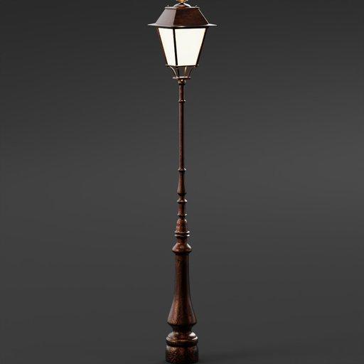 Thumbnail: Classic Light  Pole