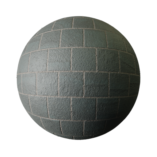 Thumbnail: Greenish stone blocks