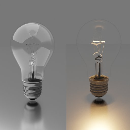 Thumbnail: Florecent Light Bulb