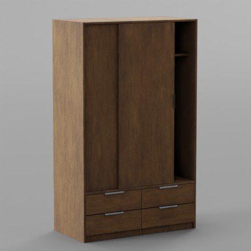 Thumbnail: Old closet