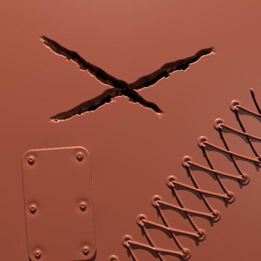 Thumbnail: brush preview plane