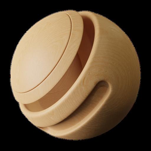 Thumbnail: Procedural Wood 3