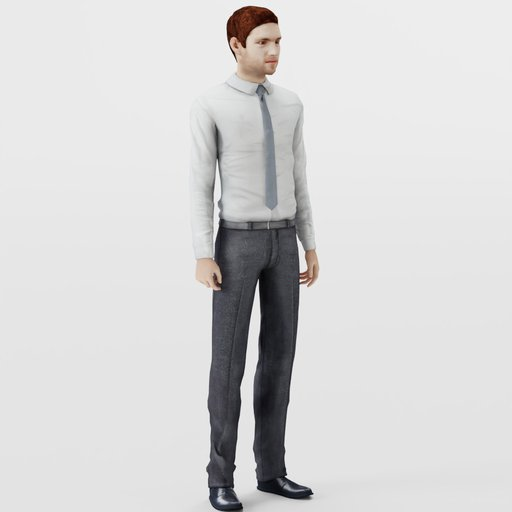 Thumbnail: Man Formal Pose 1