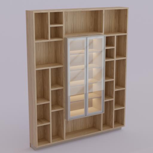 Thumbnail: Wooden Cupboard