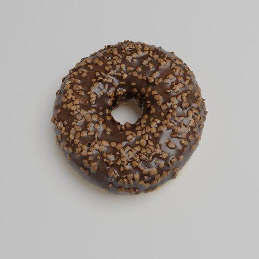 Bakery Chocolate donut