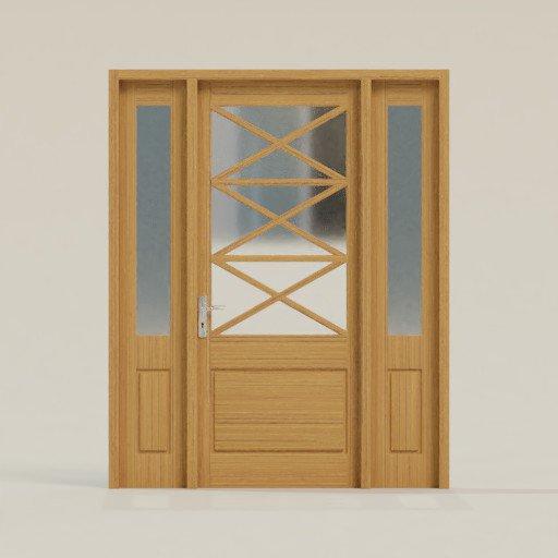 Thumbnail: House Door 200x 12 x 246 II
