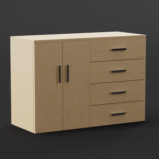 Cabinet 139x97x61