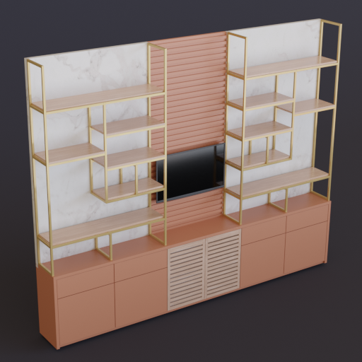 Thumbnail: Rack, Pannel and Shelves