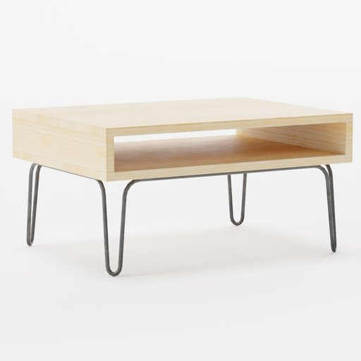 Coffee table simple
