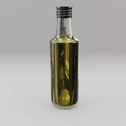 Thumbnail: Olive oil bottle