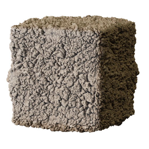 Thumbnail: Dried Mud with Displacement
