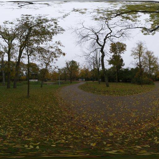 Thumbnail: Cloudy Vondelpark