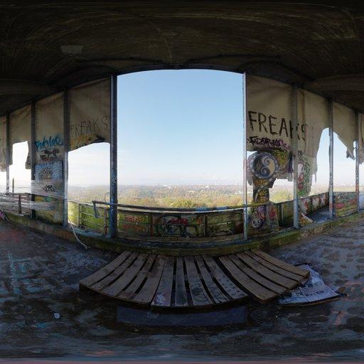 Thumbnail: Teufelsberg Lookout