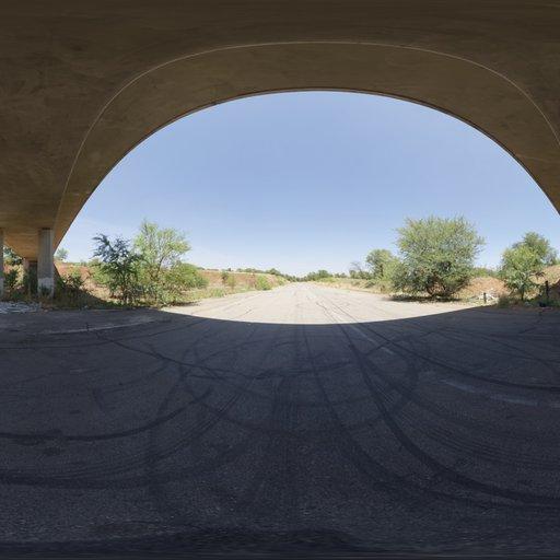 Thumbnail: Derelict Underpass