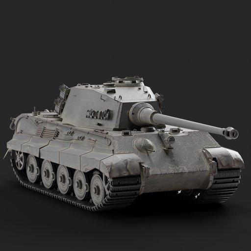 Thumbnail: Panzerkampfwagen Tiger Ausf. B