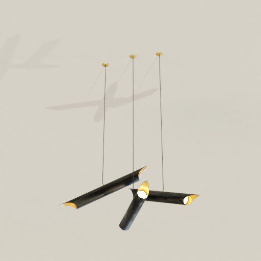 Thumbnail: Celing Loft Lamp