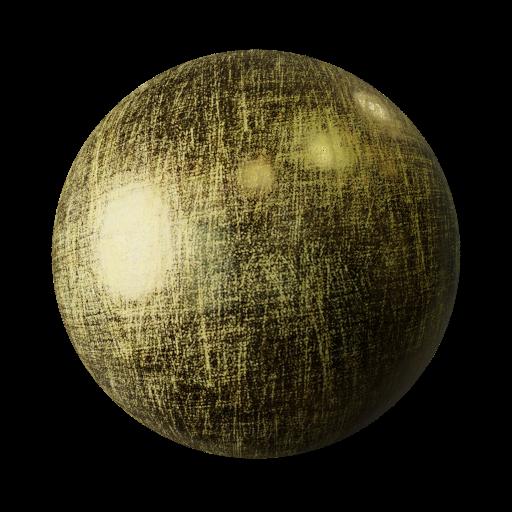 Thumbnail: Brass scratch metal texture