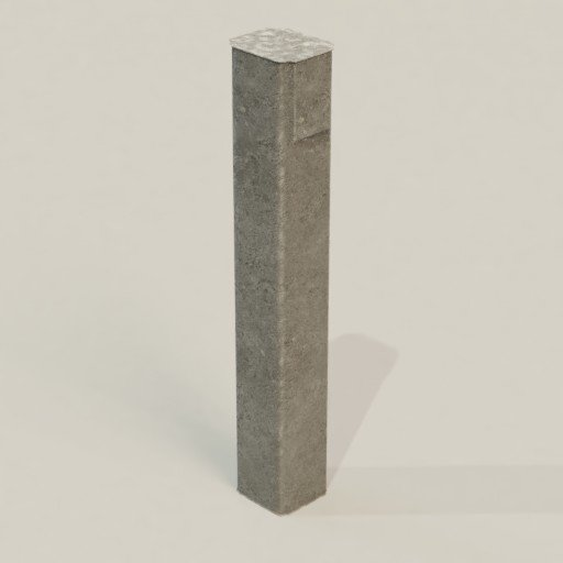 Thumbnail: Concrete column