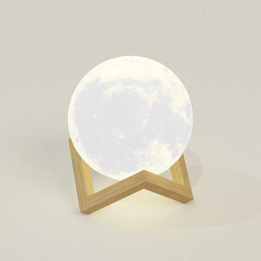 Thumbnail: Moon Lamp
