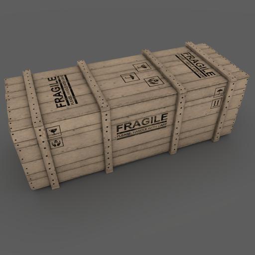 Thumbnail: Wooden Box 02