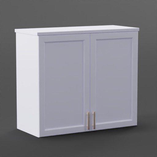 Thumbnail: Kitchen cabinet var 2.1