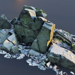 Thumbnail: Rock formation
