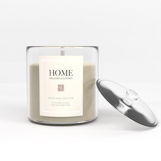 Thumbnail: Modern Home Candle in Glass Jar