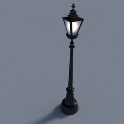 Thumbnail: lamp post