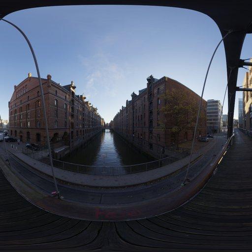 Thumbnail: Hamburg Canal