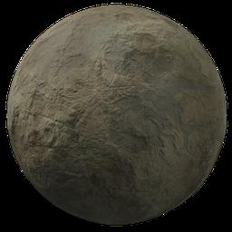 Thumbnail: Mud dry
