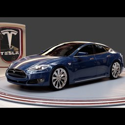 Thumbnail: Tesla Model S (2016)