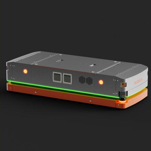 KUKA KMP1500 Mobile Platform