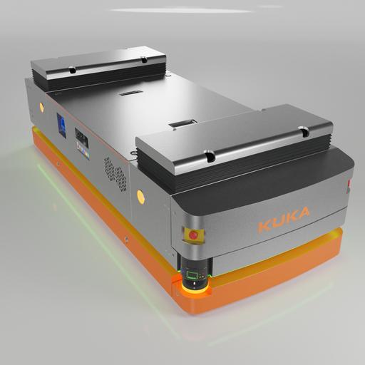 Thumbnail: KUKA KMP1500 Mobile Platform