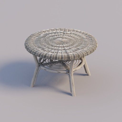 Ratan table