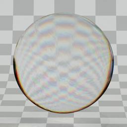 Thumbnail: Refractive stylized glass