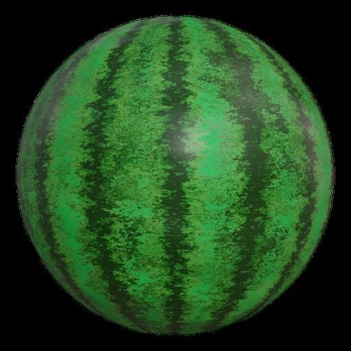 Thumbnail: Procedural Watermelon