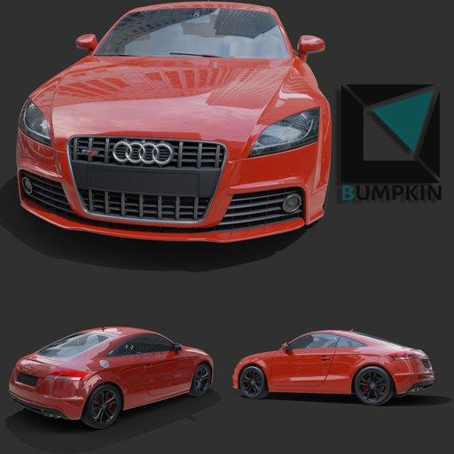 Thumbnail: Audi TT RS