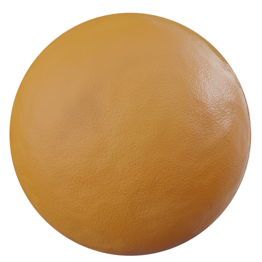 Thumbnail: Orange procedural skin
