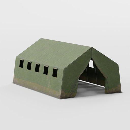 Thumbnail: Army Tent