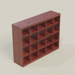 Thumbnail: Book shelf