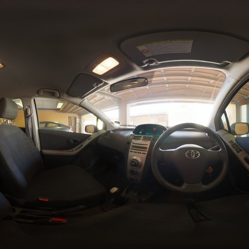 Thumbnail: Yaris Interior Garage