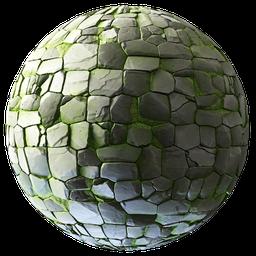 Thumbnail: Stylized Cobblestone