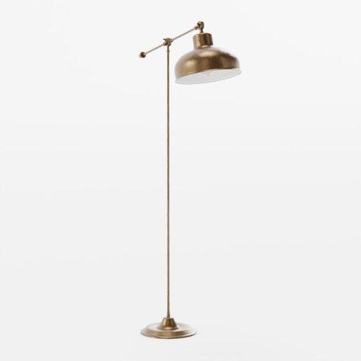 Thumbnail: Macbeth Floor Lamp Industrial Style