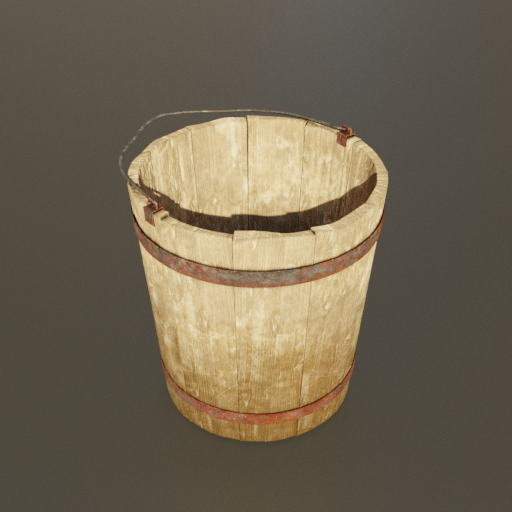 Thumbnail: Medieval bucket