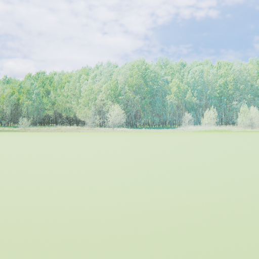 Thumbnail: Greenleaf Treeline Backdrop 009