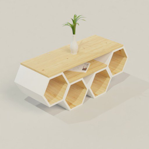 Thumbnail: Honeycomp Table