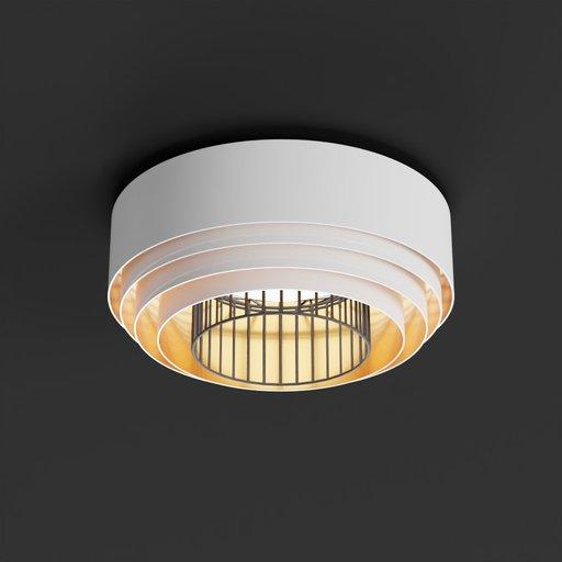 Thumbnail: Modern Ceiling Lamp