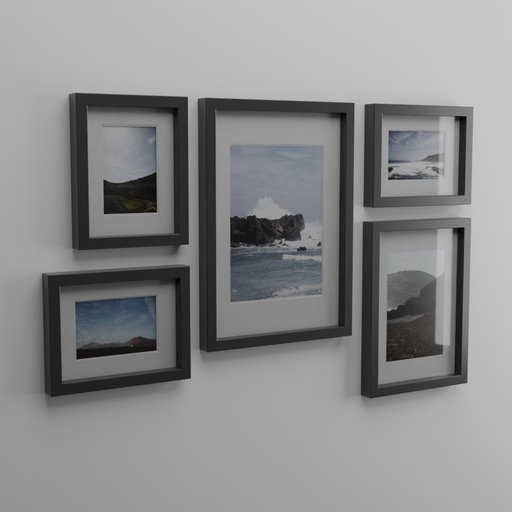 Thumbnail: Picture Frames