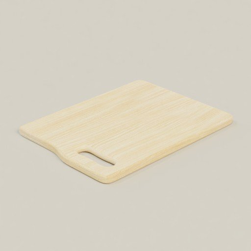 Thumbnail: Wood Chopping Board